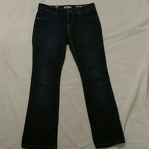 Cabi dark blue jeans, size 6